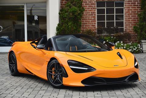 2020 McLaren 720S Spider for sale in Beverly Hills, CA