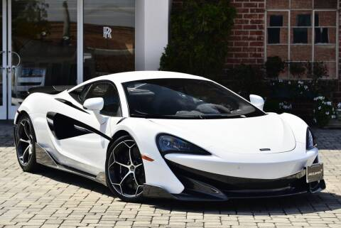 Mclaren Beverly Hills >> 2019 Mclaren 600lt For Sale In Beverly Hills Ca
