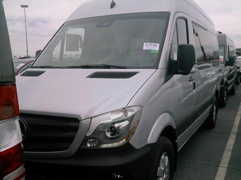 72d0f7783e Used Mercedes-Benz Sprinter Passenger For Sale in San Antonio