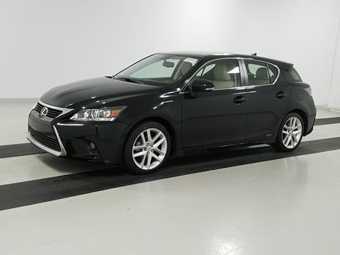 2016 Lexus CT 200h for sale in Parsippany, NJ