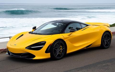 2019 McLaren 720S for sale in La Jolla, CA