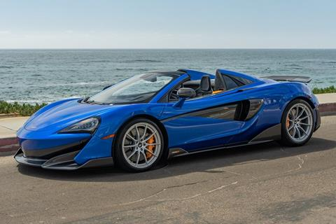 2020 McLaren 600LT Spider for sale in La Jolla, CA