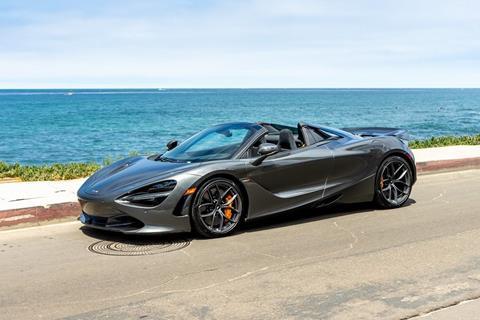 2020 McLaren 720S Spider for sale in La Jolla, CA