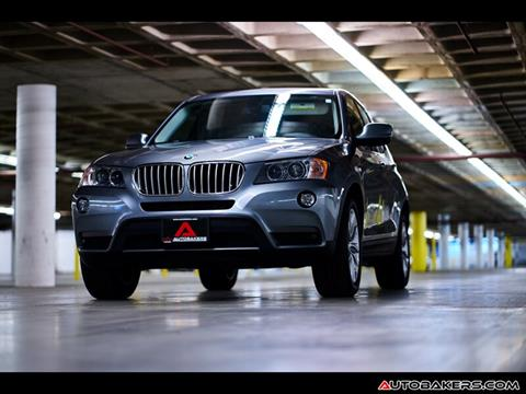 2014 Bmw X3 For Sale In Van Nuys Ca