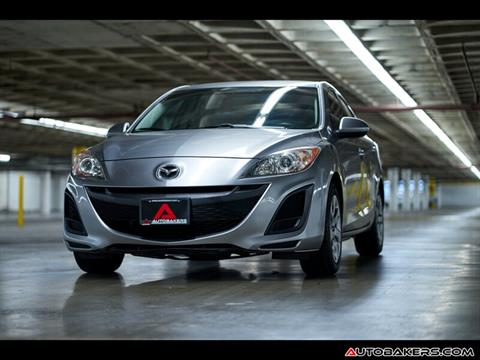 2011 Mazda MAZDA3 for sale in Van Nuys, CA