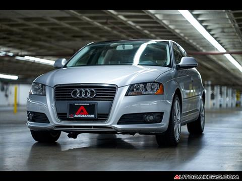 2009 Audi A3 For Sale In Van Nuys Ca
