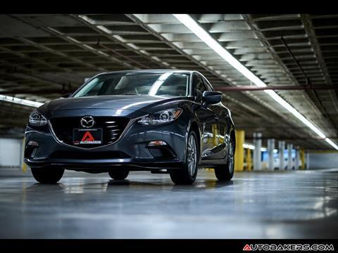 2016 Mazda MAZDA3 for sale in Van Nuys, CA
