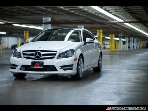 2013 Mercedes-Benz C-Class for sale in Van Nuys, CA