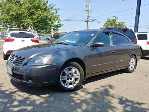 2006 Nissan Altima For Sale >> Used 2006 Nissan Altima For Sale In Fresno Ca Carsforsale Com
