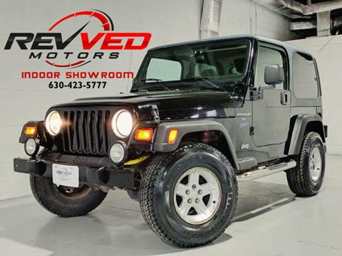 1998 Jeep Wrangler for sale in Addison, IL