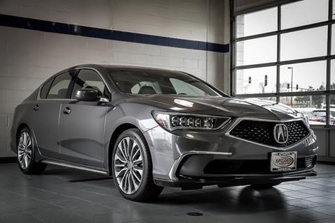 2018 Acura RLX for sale in Libertyville, IL