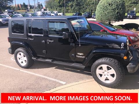 2007 Jeep Wrangler Unlimited for sale in Libertyville, IL
