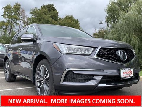 2020 Acura MDX for sale in Libertyville, IL