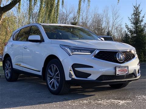 2020 Acura RDX for sale in Libertyville, IL