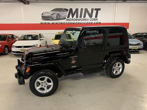 2000 Jeep Wrangler for sale in Addison, IL