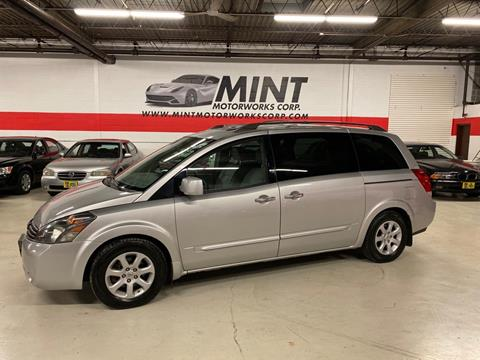 2008 Nissan Quest for sale in Addison, IL