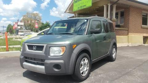 2004 Honda Element for sale in Pleasant Grove, UT