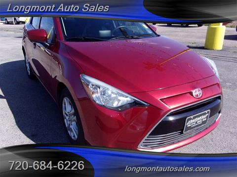 2016 Scion iA for sale in Longmont, CO