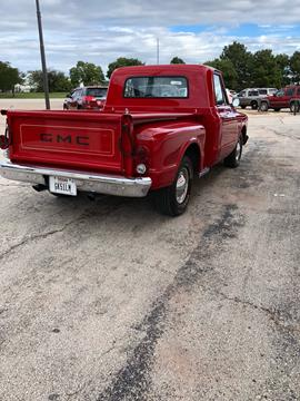 1967 GMC C/K 1500 Series for sale in Abilene, TX