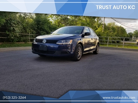2011 Volkswagen Jetta for sale in Kansas City, MO