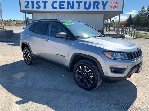 2019 Jeep Compass for sale in Blackfoot, ID