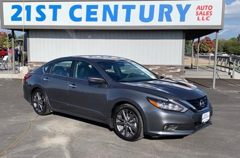 2018 Nissan Altima for sale in Blackfoot, ID