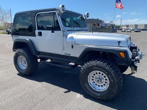 1991 Jeep Wrangler for sale in Blackfoot, ID
