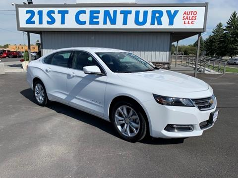 2019 Chevrolet Impala for sale in Blackfoot, ID