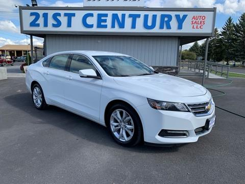 2018 Chevrolet Impala for sale in Blackfoot, ID