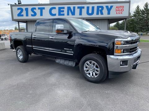 2019 Chevrolet Silverado 3500HD for sale in Blackfoot, ID