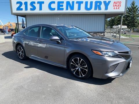 2018 Toyota Camry for sale in Blackfoot, ID