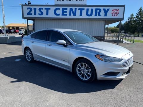 2017 Ford Fusion Hybrid for sale in Blackfoot, ID