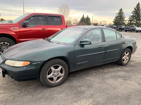 2000 Pontiac Grand Prix for sale in Blackfoot, ID