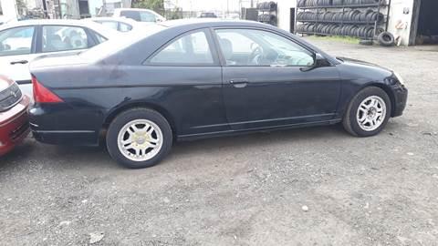 2002 Honda Civic for sale in Philadelphia, PA