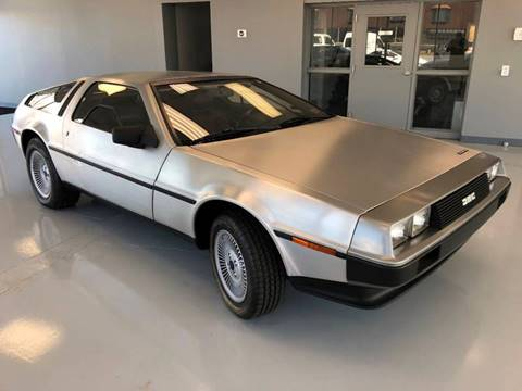 1983 DeLorean DMC-12 for sale in Kutztown, PA