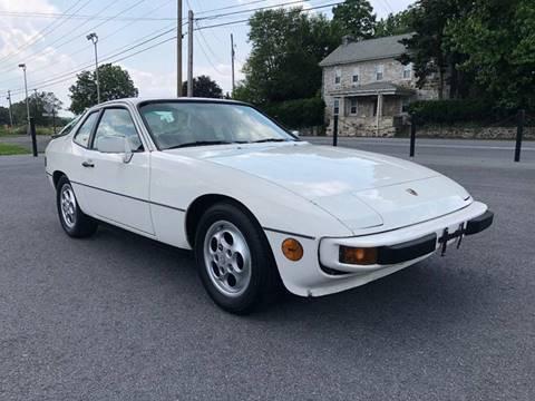 1987 Porsche 924 for sale in Kutztown, PA