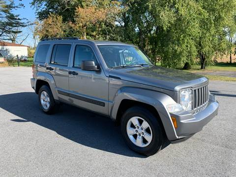 2012 Jeep Liberty for sale in Kutztown, PA