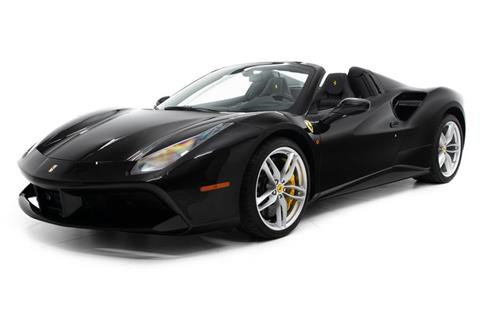 2018 Ferrari 488 Spider for sale in Fort Lauderdale, FL