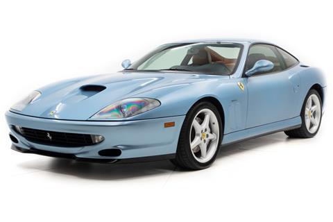 2000 Ferrari 550 for sale in Fort Lauderdale, FL
