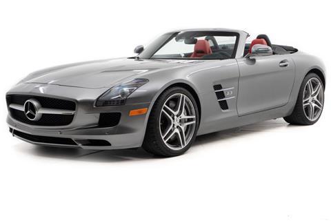 2012 Mercedes-Benz SLS AMG for sale in Fort Lauderdale, FL
