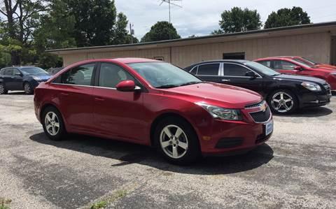 2014 Chevrolet Cruze for sale in Monett, MO