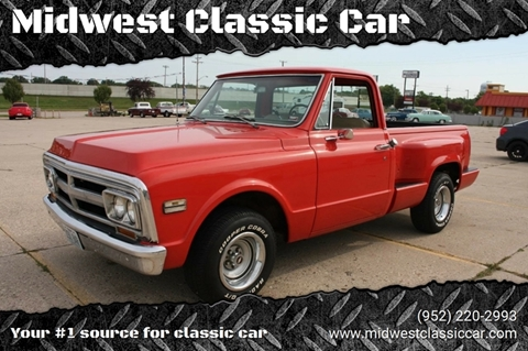 1970 GMC C/K 1500 Series for sale in Belle Plaine, MN