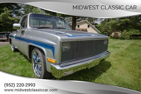 1981 Chevrolet Silverado 1500 Classic for sale in Belle Plaine, MN