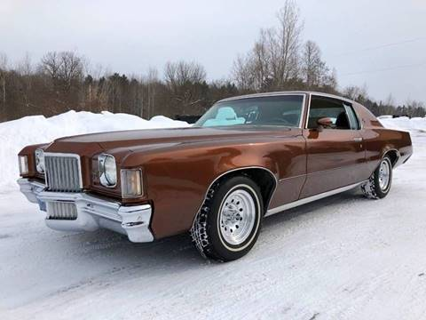1971 Pontiac Grand Prix for sale in Belle Plaine, MN