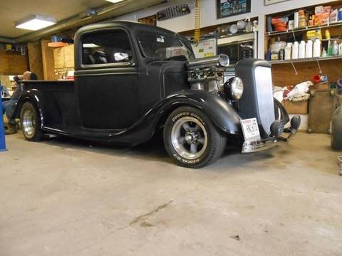 1935 Ford F-100 for sale in Belle Plaine, MN