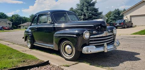 1946 Ford Super Deluxe for sale in Belle Plaine, MN