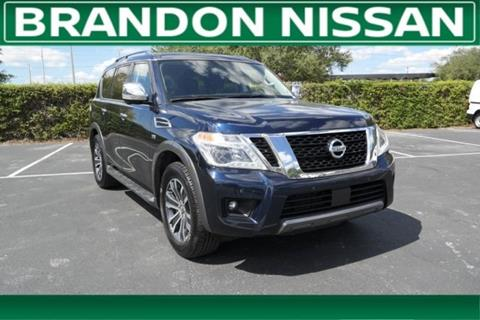 2019 Nissan Armada for sale in Tampa, FL
