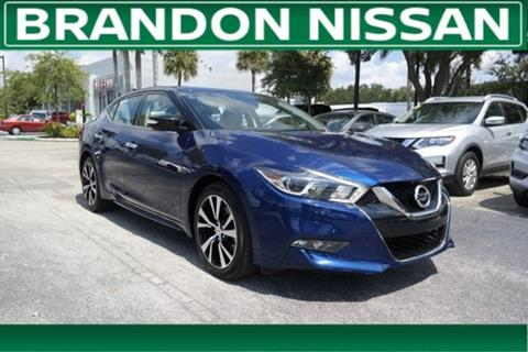 2018 Nissan Maxima for sale in Tampa, FL
