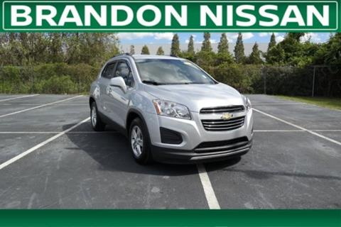 2016 Chevrolet Trax for sale in Tampa, FL