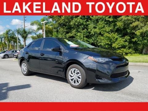 2018 Toyota Corolla for sale in Tampa, FL